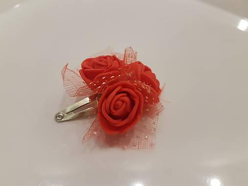 Little Flowers (Červená)