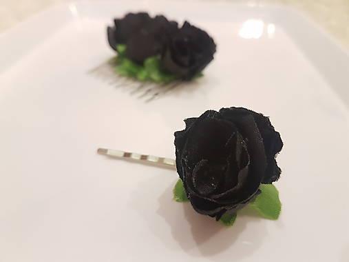 Black Rose - sponka
