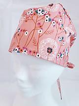 Čiapky, čelenky, klobúky - Operačná čiapka - 12950322_