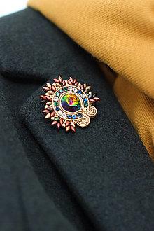 Odznaky/Brošne - Brošňa /Gold collection - 12950192_