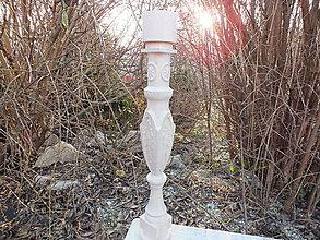Polotovary - Vyrezávaný stĺpik VII. - 12949887_
