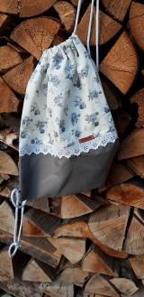 Batohy - Batôžtek- WINTER FLOWERS - 12948857_