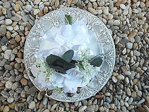 Kytice pre nevestu - Kytica pre nevestu - Biela orchidea - 12948845_