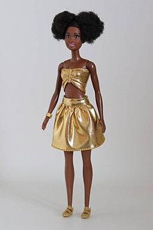 Hračky - Šaty pre Barbie - 12945713_