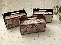 Krabičky - Darčeková krabička - 12949970_