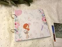 Papiernictvo - Pamätníček (Dievča) - 12950114_