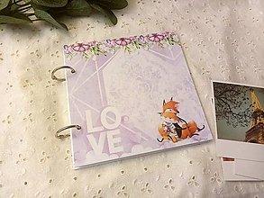 Papiernictvo - Pamätníček (LOVE) - 12950109_