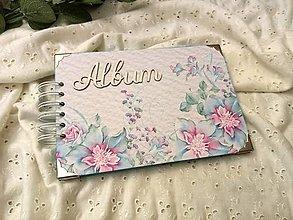 Papiernictvo - Album Kvetinový - 12950519_