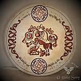 Hudobné nástroje - Šamanský bubon Keltské zásvetie - 12952001_