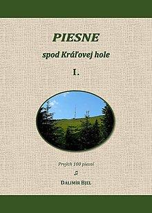 Knihy - Piesne spod Kráľovej hole I. - 12951590_