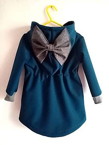 Detské oblečenie - Softshellovy kabatik - 12951970_