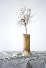 Dekorácie - Váza/svietnik agát - 12953512_