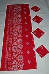 Úžitkový textil - štóla - 12951775_
