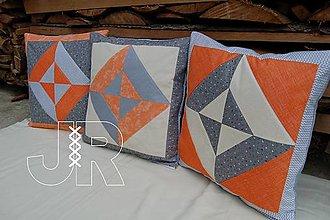 Úžitkový textil - patchwork - 12955349_