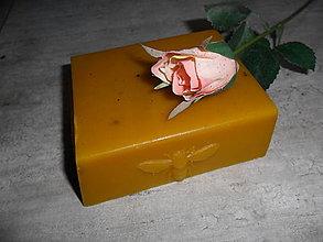 Suroviny - Včelí vosk - 12957092_