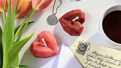 Dobrý obchod - Valentínska sviečka s prekvapením - 12956481_