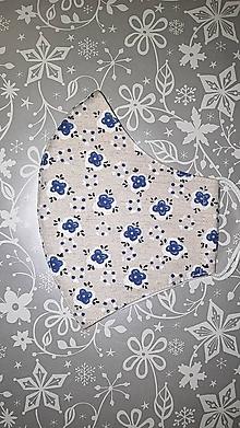 Rúška - Dámske rúško - 12964168_
