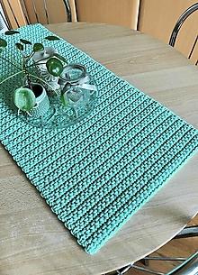 Úžitkový textil - Prestieranie - štóla na stôl - 12964134_