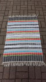 Úžitkový textil - Tkaný koberec ,, Tradičný,, 80x150cm - 12961829_