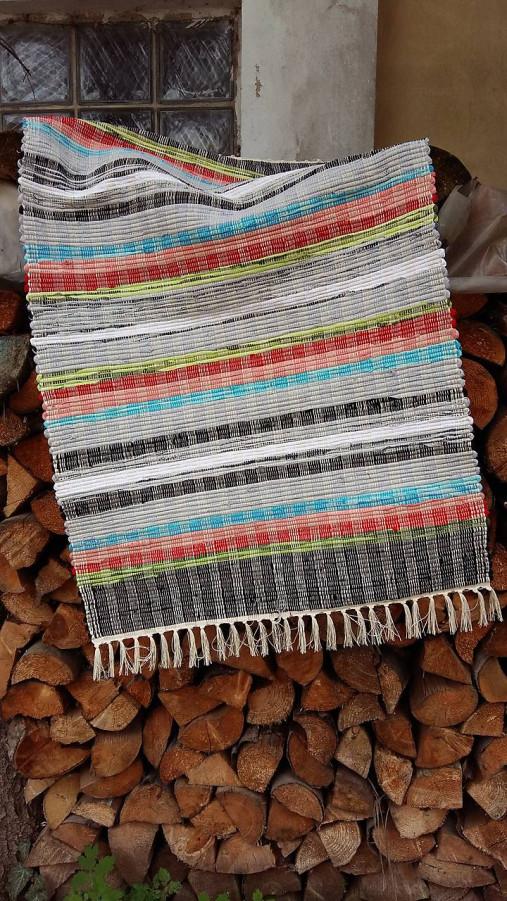 Tkaný koberec ,, Tradičný,, 80x150cm