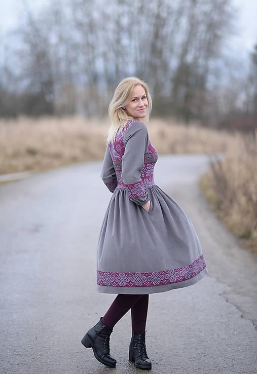 Šaty - šaty Johanka 2 - 12964213_