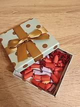 Iné - 31 rande nápadov  s extra bonusmi v darčekovej krabičke - 12965421_