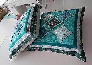 Úžitkový textil - Vankúše katedrálové okno - 12963502_