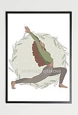 "Grafika - ""Pozdrav slnku"" ~ Print ~ - 12963210_"