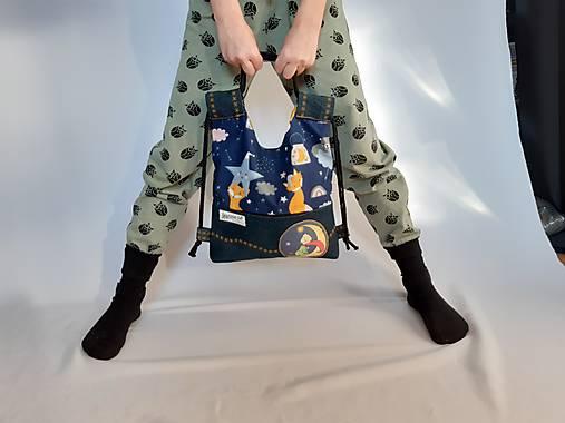 Taška&batoh  2v1  Malý princ