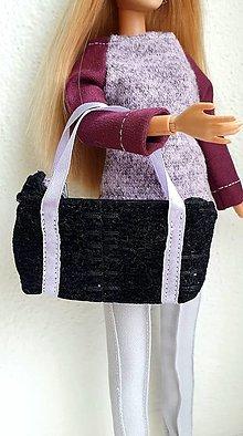 Hračky - Malá cestovná taška pre Barbie - 12970029_