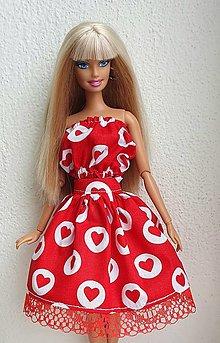 Hračky - Top+sukňa pre Barbie - 12970128_