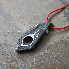 Náhrdelníky - Aborigin - 12965538_