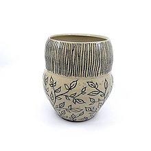 Dekorácie - Váza - znížená cena - 12969891_