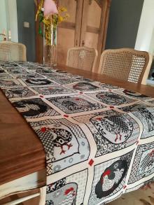 Úžitkový textil - Obrus - 12973317_