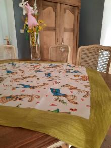 Úžitkový textil - Obrus - 12973410_