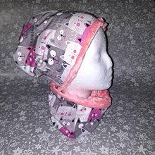 Detské čiapky - Detská čiapka - 12974787_