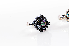 Prstene - prsteň Zina - 12973386_