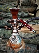 Nádoby - vodná fajka - 12971184_