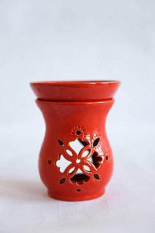 Svietidlá a sviečky - Aromalampa - 12974554_
