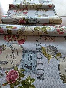 Úžitkový textil - Štóla kitchen - 12978353_