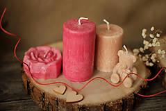 Svietidlá a sviečky - Žiarivá darčeková krabička - 12977856_