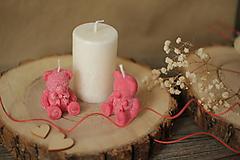 Svietidlá a sviečky - Žiarivá darčeková krabička - 12977859_