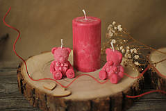 Svietidlá a sviečky - Žiarivá darčeková krabička - 12977864_
