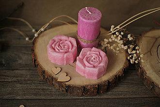 Svietidlá a sviečky - Žiarivá darčeková krabička - 12977868_