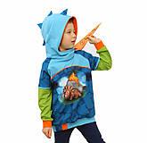 Detské oblečenie - Mikina - dino - 12978677_
