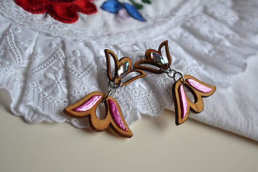 Tulipániková Agátka  (cyklamenová perla)