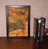 """Obrázky - Plstený obraz """"búrka nad Jupiterom"""" - 12976176_"""