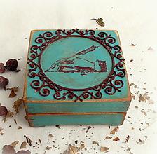 Krabičky - Krabička - 12977362_