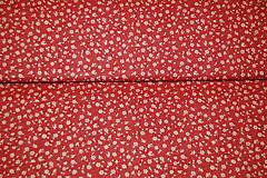 Textil - metráž kvietky - 12977294_