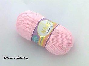 Galantéria - Elit Baby  (2892 - Ružová) - 12980710_